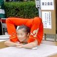 中国雑技団(人形町商店街祭りにて)